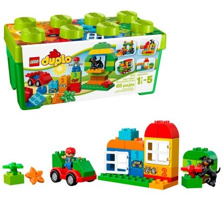 ASSEMBL-Lego duplo